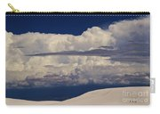 Hidden Mountains In The Shadows Of The Storm Carry-all Pouch