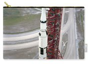 High Angle View  Of The Apollo 15 Space Carry-all Pouch