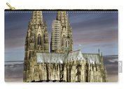 High Cathedral Of Sts. Peter And Mary In Cologne Carry-all Pouch