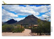 High Chaparral Ranch Carry-all Pouch