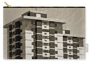 High Rise Apartments Carry-all Pouch