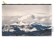 High Sierra Mountains Carry-all Pouch