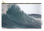 High Stormy Seas Carry-all Pouch