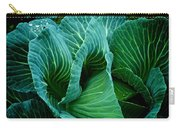 High Summer Cabbage Carry-all Pouch