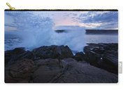 High Tide At Dusk Carry-all Pouch
