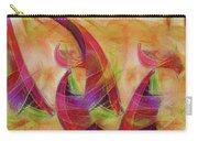High Vibrational Carry-all Pouch by Linda Sannuti