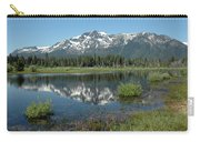 High Water Mt Tallac Reflections Carry-all Pouch