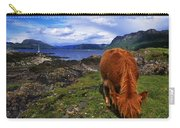 Highland Cattle, Scotland Carry-all Pouch