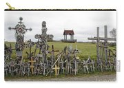Hill Of Crosses 01. Lithuania Carry-all Pouch