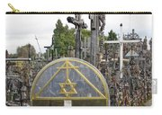 Hill Of Crosses 04. Lithuania Carry-all Pouch