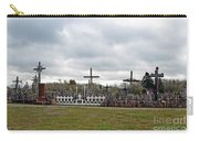 Hill Of Crosses 05. Lithuania Carry-all Pouch