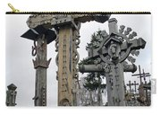 Hill Of Crosses 09. Lithuania Carry-all Pouch