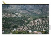 Hills Dales And Vineyards Carry-all Pouch
