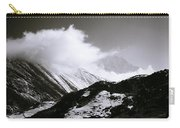 Himalayan Mountains Carry-all Pouch