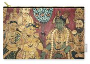 Hindu Wedding Ceremony Carry-all Pouch