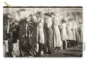 Hine: Child Labor, 1910 Carry-all Pouch