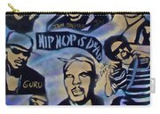 Hip Hop Is Dead #1 Carry-all Pouch
