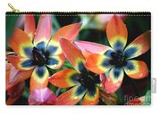 Hippie Tulips Carry-all Pouch