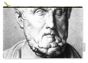 Hippocrates, Greek Physician, Father Carry-all Pouch