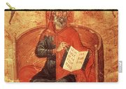 Hippocrates With Aphorisms Carry-all Pouch