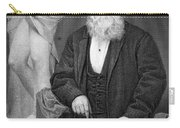Hiram Powers (1805-1873) Carry-all Pouch