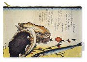 Hiroshige: Color Print Carry-all Pouch