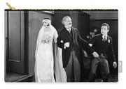 His Marriage Wow, 1925 Carry-all Pouch