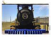 Historic Jupiter Steam Locomotive Carry-all Pouch