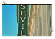 Historic Roseville California Carry-all Pouch