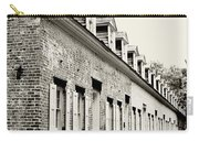 Historic Row Homes Allaire Village Carry-all Pouch