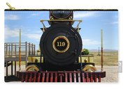 Historic Steam Locomotive Carry-all Pouch