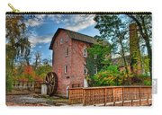 Historic Woods Grist Mill Carry-all Pouch