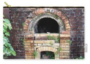 Historical Antique Brick Kiln In Morgan County Alabama Usa Carry-all Pouch