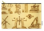 Historical Astronomy Instruments Carry-all Pouch