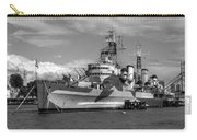 Hms Belfast And City Skyline Carry-all Pouch