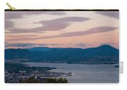 Hobart Harbour During Sunset Carry-all Pouch