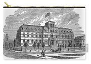 Hoboken: College, 1878 Carry-all Pouch