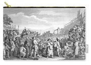 Hogarth: Industry, 1751 Carry-all Pouch