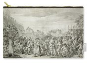 Hogarth: Industry, C1751 Carry-all Pouch