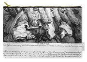 Hogarth: Judges, 1758 Carry-all Pouch