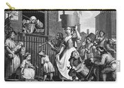 Hogarth: Musician, 1741 Carry-all Pouch