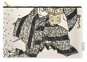 Hokusai: Setsubun, 1816 Carry-all Pouch