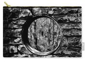 Hole In The Wall Carry-all Pouch