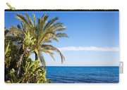 Holidays By The Sea Carry-all Pouch