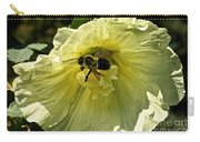 Hollyhock Collecter Carry-all Pouch