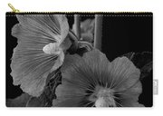 Hollyhock Duet Carry-all Pouch
