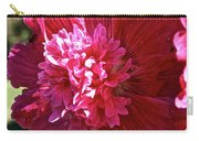 Hollyhock Highlights Carry-all Pouch