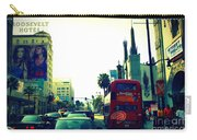 Hollywood Boulevard In La Carry-all Pouch