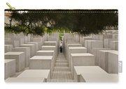 Holocaust Memorial - Berlin Carry-all Pouch