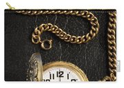 Holy Bible Pocket Watch 1 Carry-all Pouch